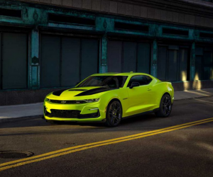 """Shocking"" news: 2019 Camaro goes Golf"