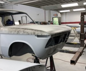 73 tii bumper mount to fender