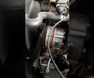 Bmw M10B20 engine noise