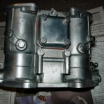 bottom of DCOE carb