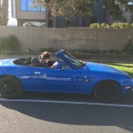 Mazda MX5 or Miata or Eunos Roadster