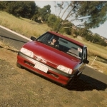 my first car in 1989 - 1985 Ford Fairmont XF