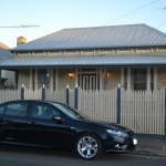 2011 Ford Falcon XR6 turbo