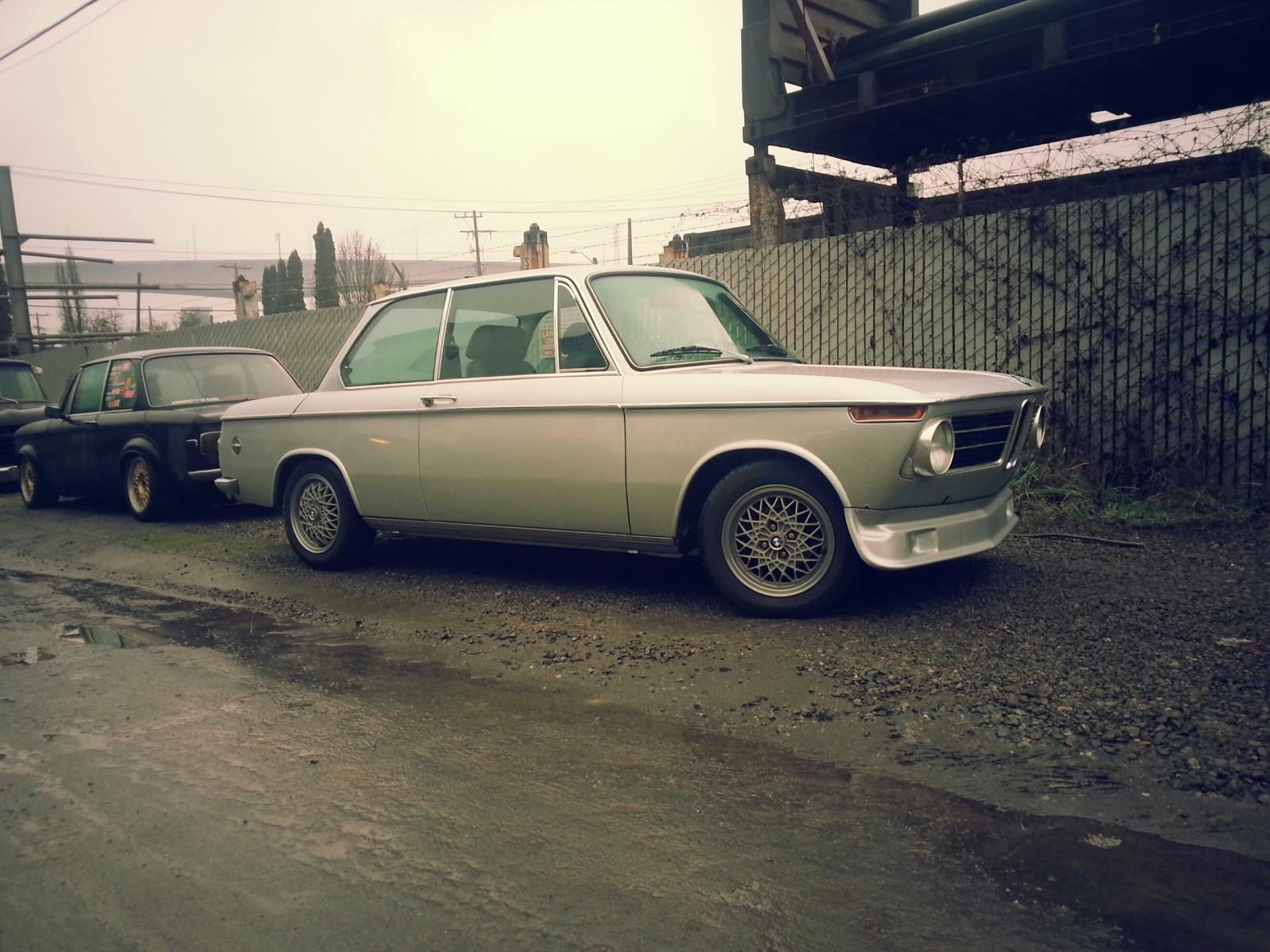 sold 1968 polaris bmw 2002 for sale in seattle cars for sale bmw 2002 faq. Black Bedroom Furniture Sets. Home Design Ideas