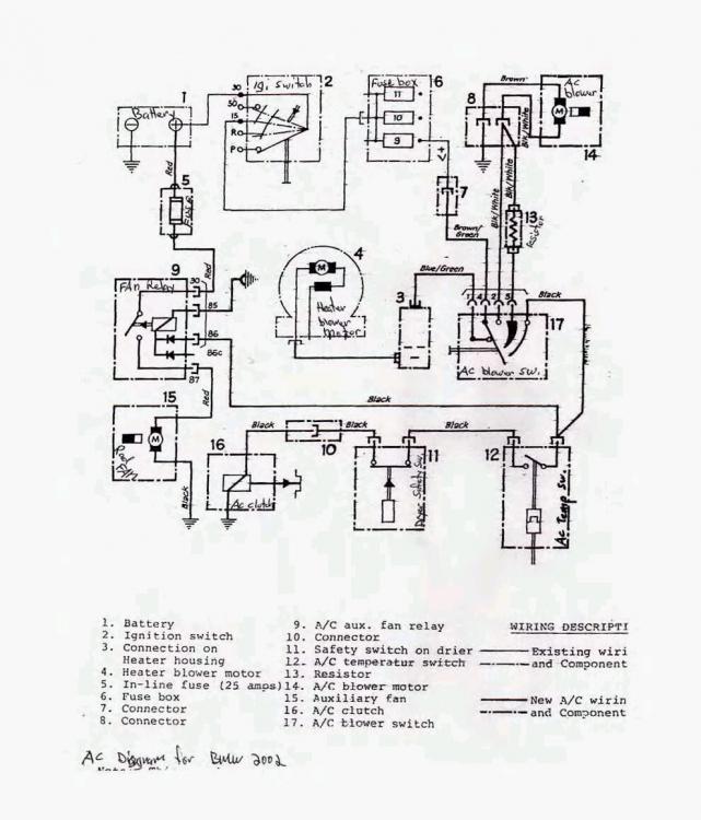 Bmw 2002 Tii Wiring Diagram - DIY Wiring Diagrams •