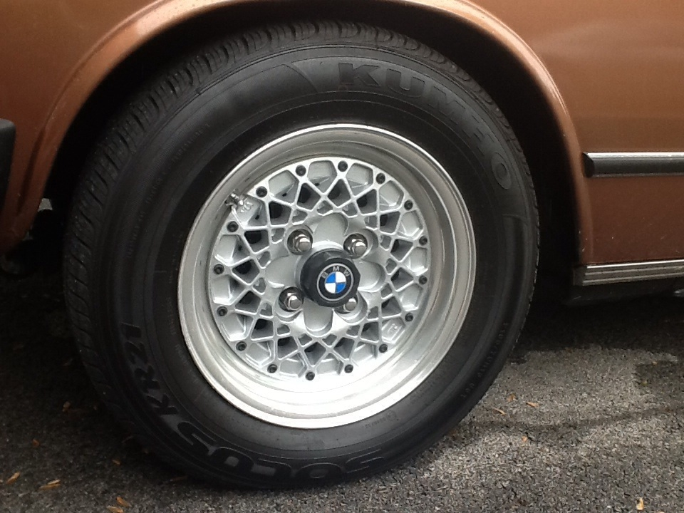 Bmw Columbus Ohio >> 175/70/13 Vs 185/70/13 On A 13X6 Rim - BMW 2002 General ...