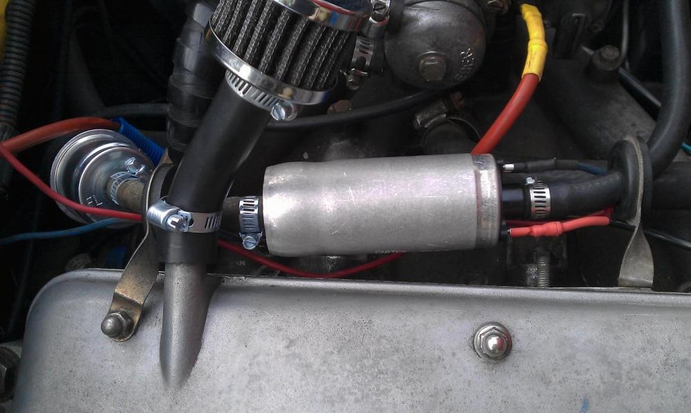 Electric Fuel Pump Installation Instructions '02 General