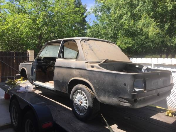 1974 2002tii for sale in Ventura CA on craigslist Cars