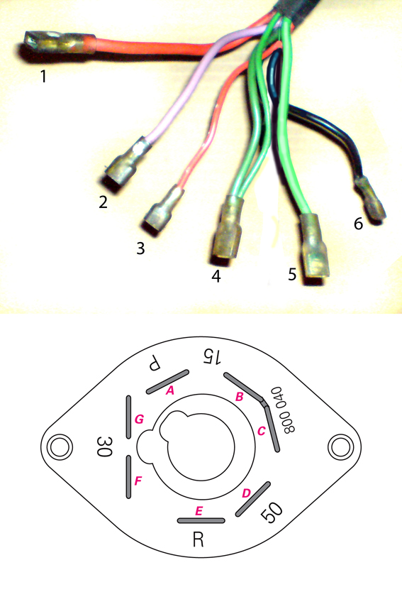 Ignition Switch Wiring Help    - Bmw 2002 General Discussion
