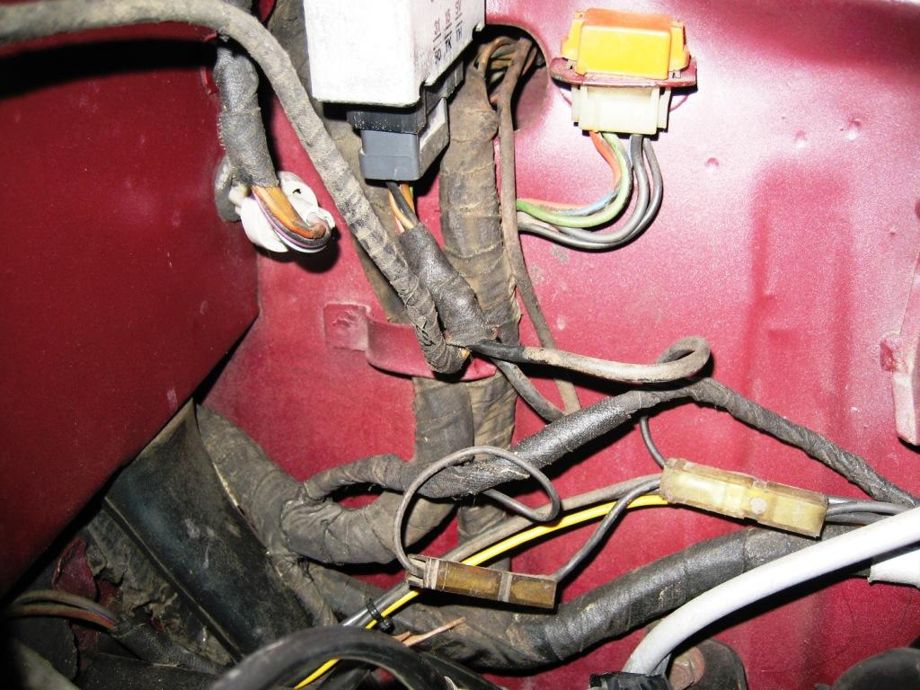 Bmw 2002 Wiring Harness Layout Diagrams Head Unit Tii Replacement Cold Start General Rh Bmw2002faq Com 1970 Chewed Up