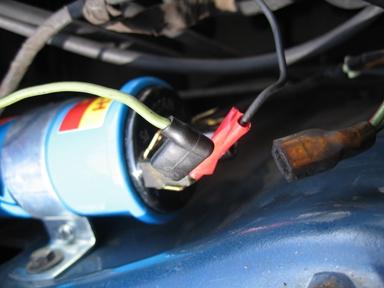 bosch ignition coil installation wiring bmw 2002 general rh bmw2002faq com bmw e30 coil wiring bmw r80 coil wiring