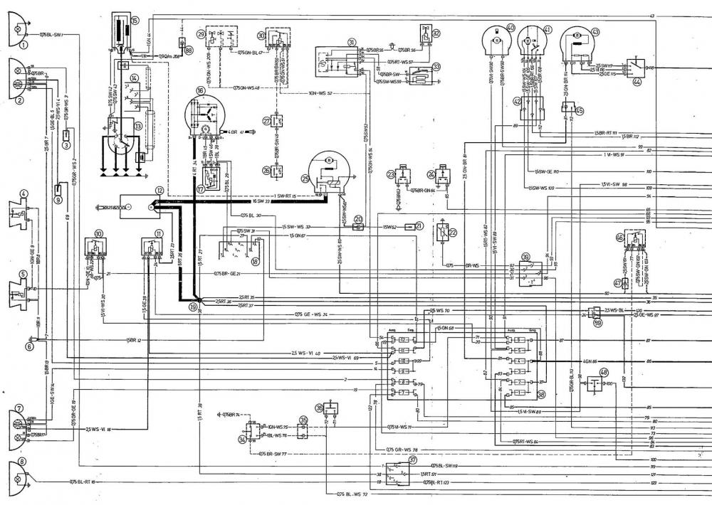 1973 bmw 2002 wiring diagram 1976 bmw 02 wiring diagram wire diagrams rh maerkang org 1976 BMW 02 Wiring-Diagram BMW 2002 Wiring Diagram PDF