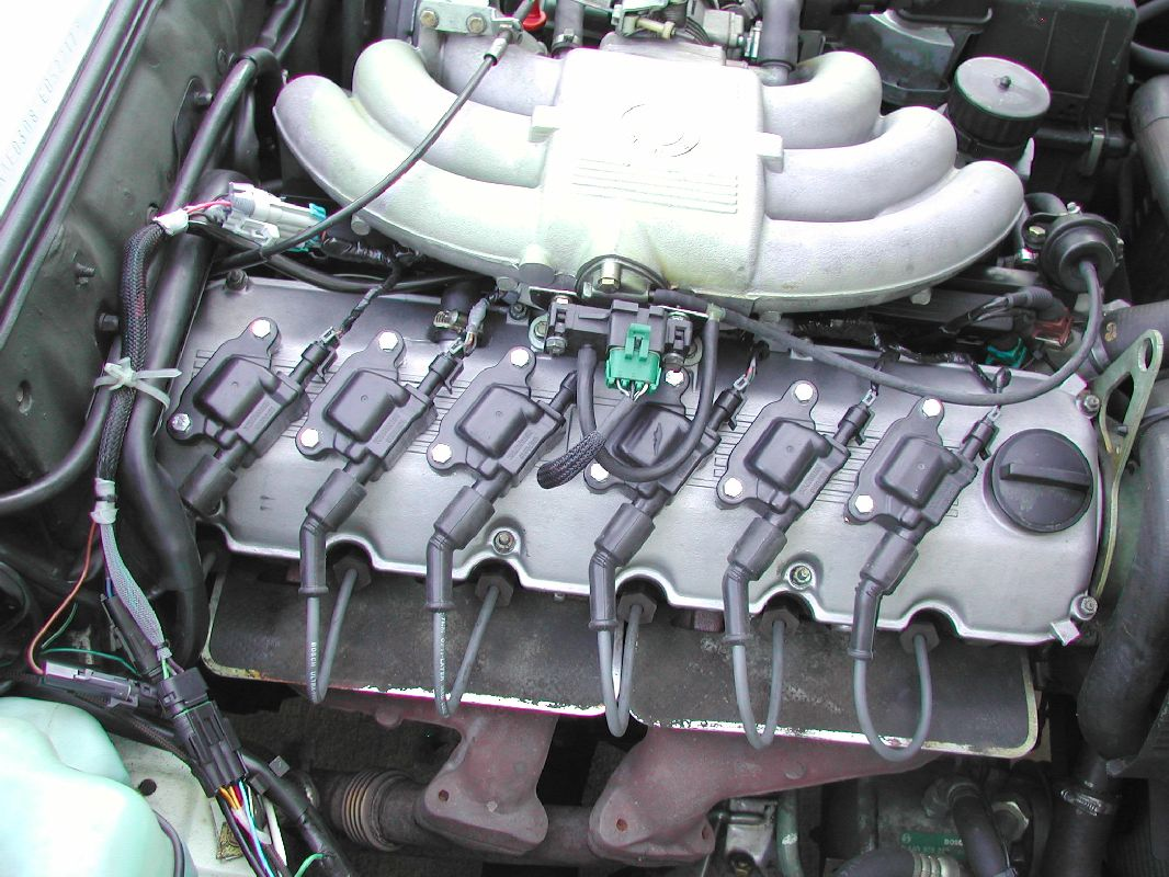 M20 Valve Cover With Coil Per Plug Parts For Sale Bmw 2002 Faq In Rotary Engine Ls1 Wiring Diagram Classifieds 9282 0 81211700 1413250363 T