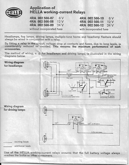 hella wiring diagram wiring diagram automotive rh wx05 autoservice oezder de hella 500ff wiring diagram hella horn wiring diagram