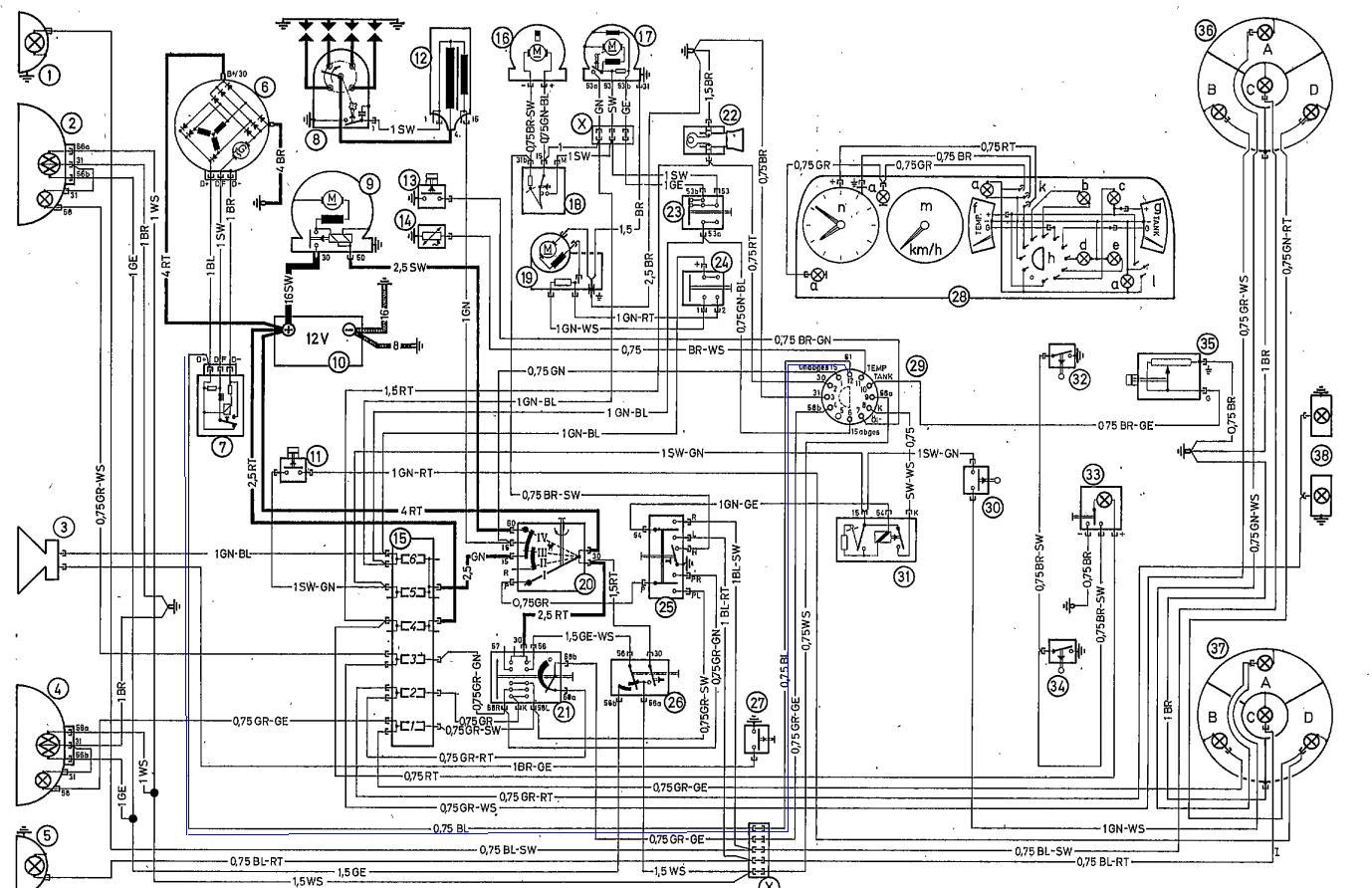 Bmw 2002 Wiring Diagram Anything Diagrams General Stereo Engine Swap Electric Woes Battery Not Charging Rh Bmw2002faq Com 1976 X5 Radio