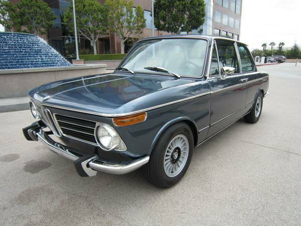 1972 BMW 2002 Tii in Jacksonville, FL - Cars for Sale ...