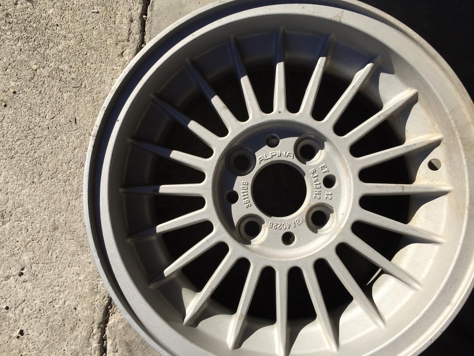 Alpina Wheels Parts For Sale BMW FAQ - Bmw alpina rims for sale
