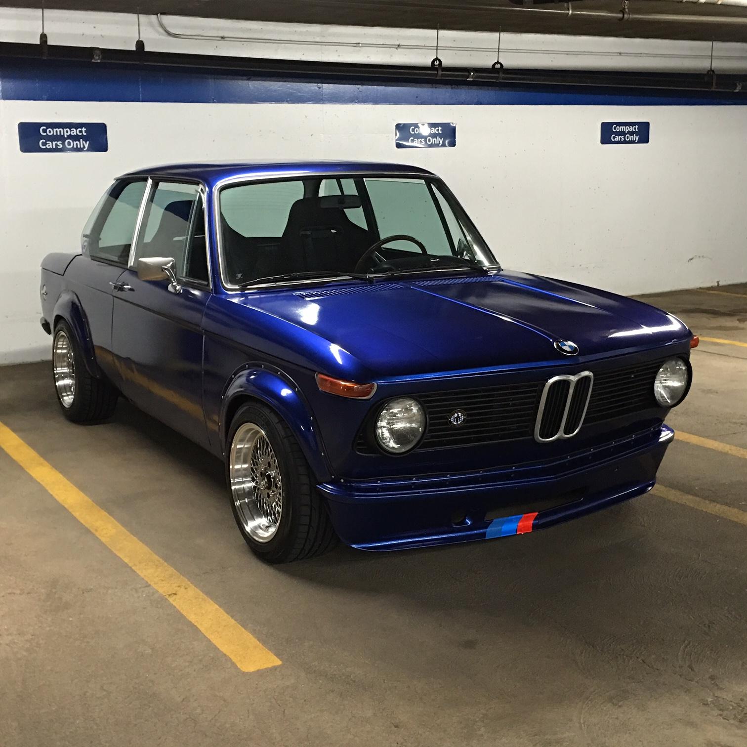 76 Bmw 2002 Modified