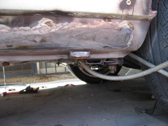 Fixing Rust Even On A Southwest Car Heinemann S S54 Swap Into 1600 Roundie Bmw 2002 Faq
