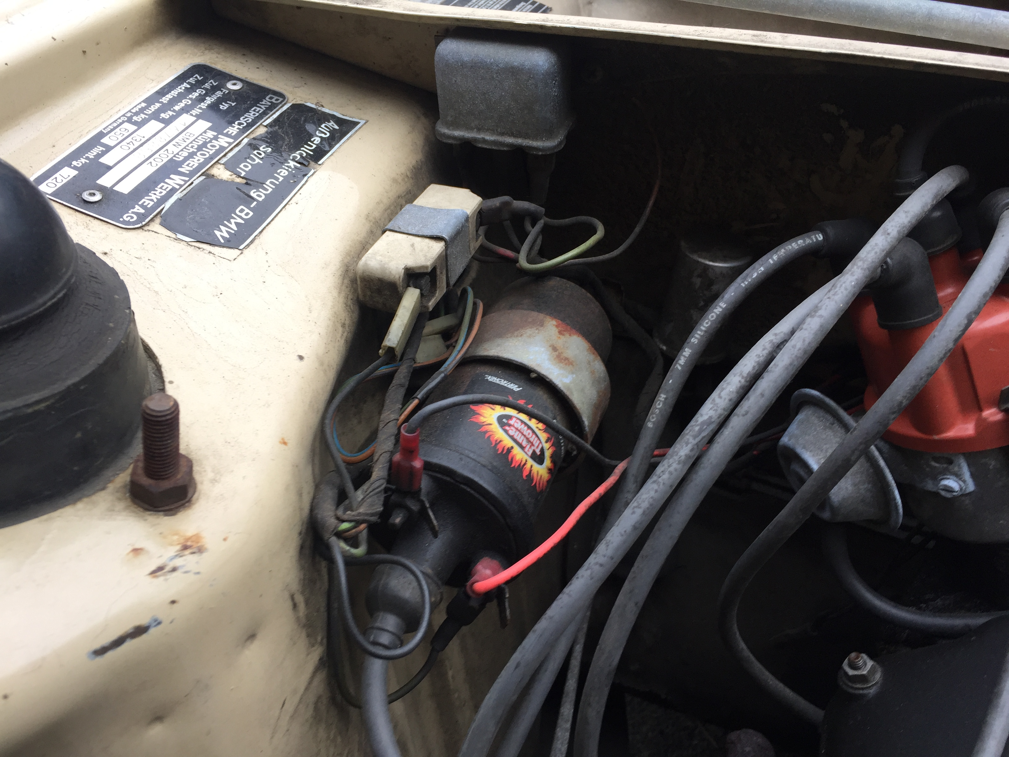 Best Way To Clean Upgrade Wires And Terminals Bmw 2002 General Wiring Is There A Kit I Can Buy That Has Bunch Of Different Colors If Go The Cleaning Route What Products Do You Recommend Any Other Tips Or Insight