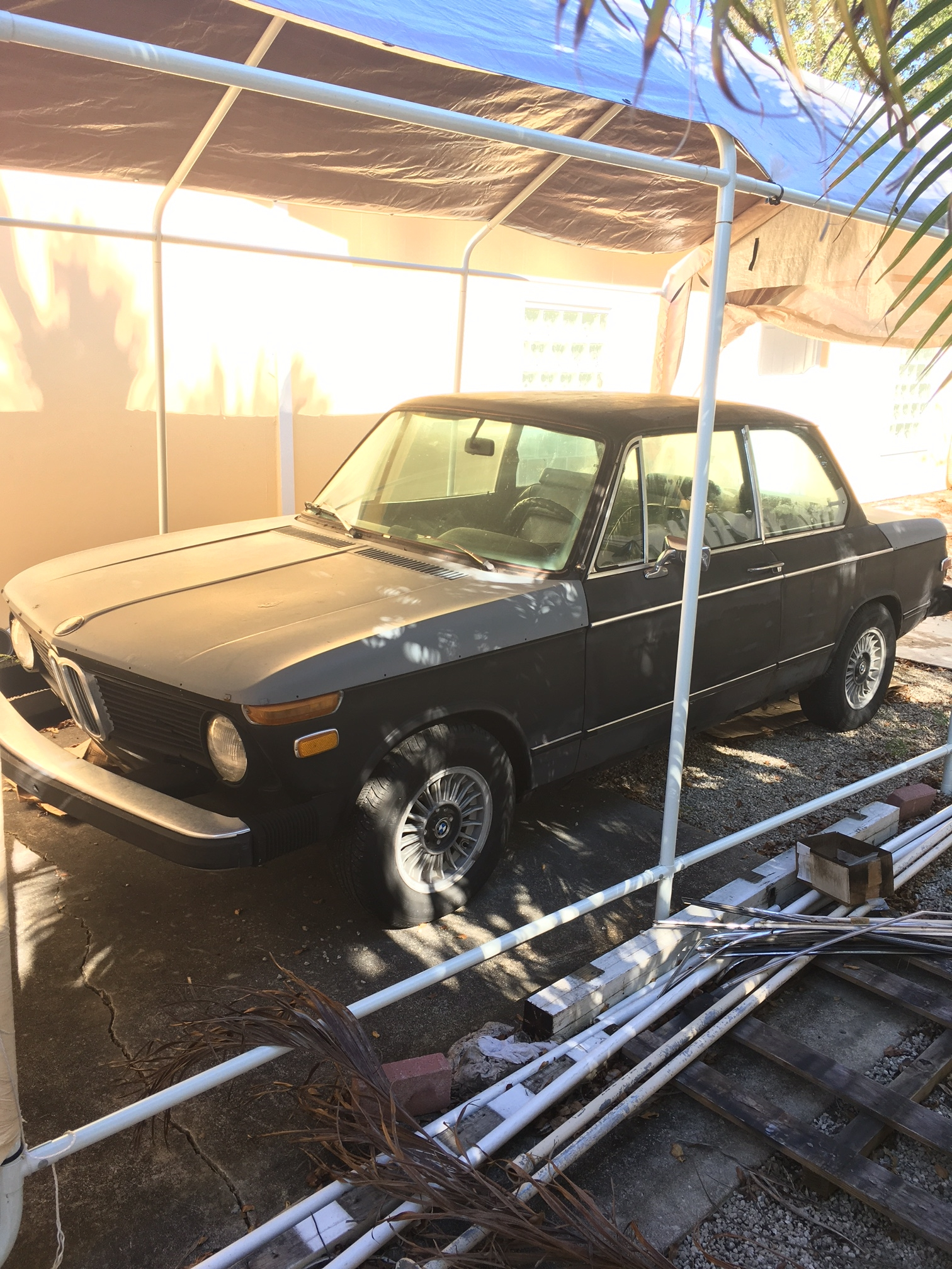 1975 BMW 2002 FOR SALE-FLORIDA-$3500 OBO - Cars for Sale - BMW 2002 FAQ