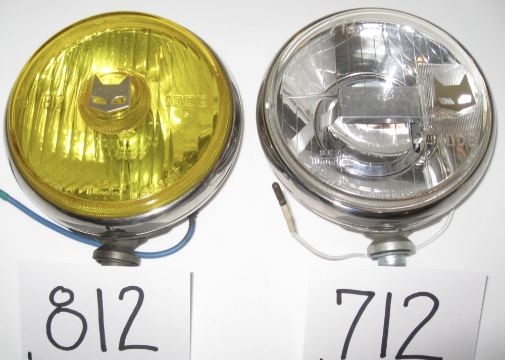 Marchal race & rally lights for BMWs - Electrical and Ignition - BMW ...