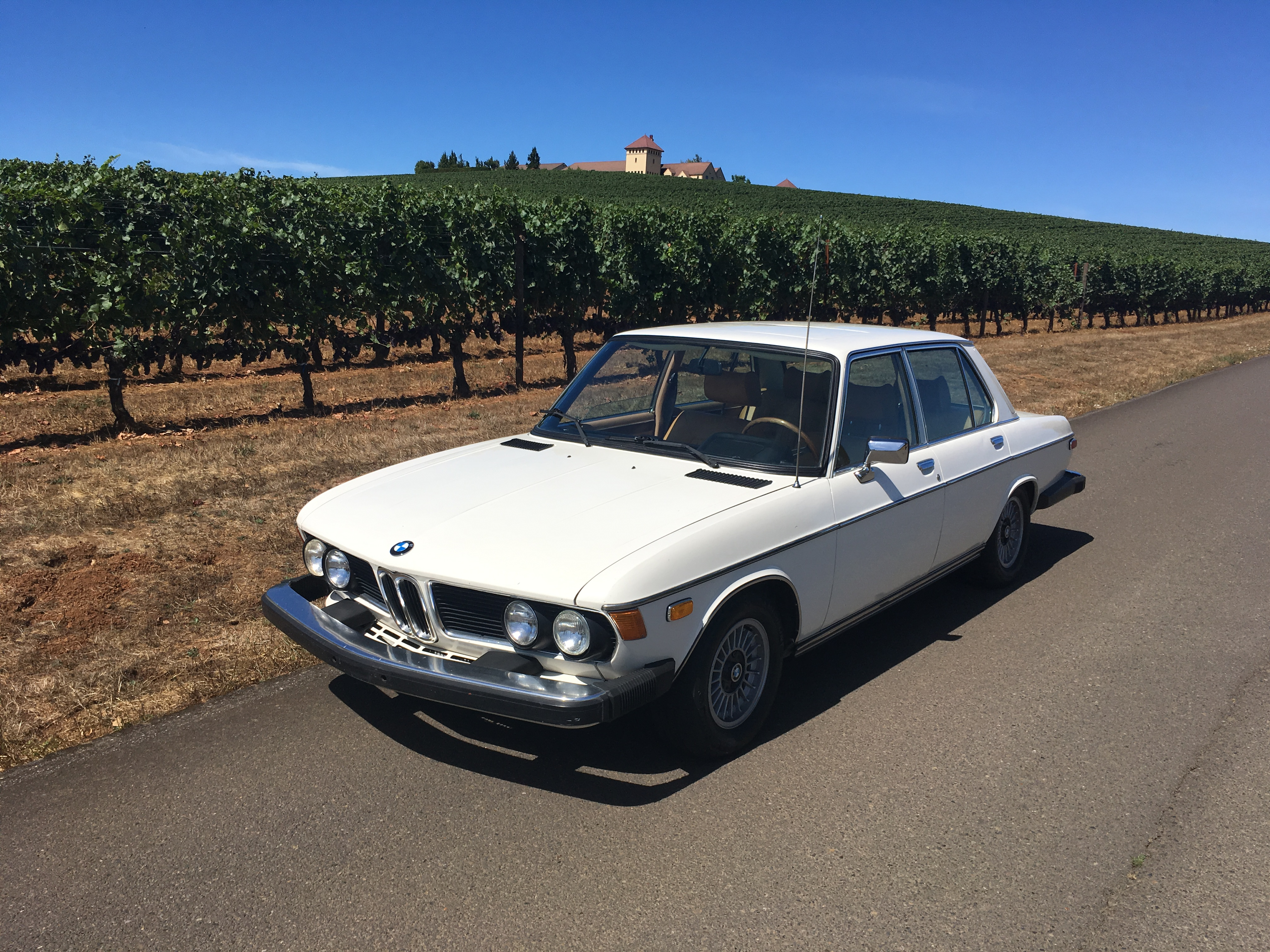 Which vintage car to compliment your \'02? - Page 2 - BMW 2002 ...