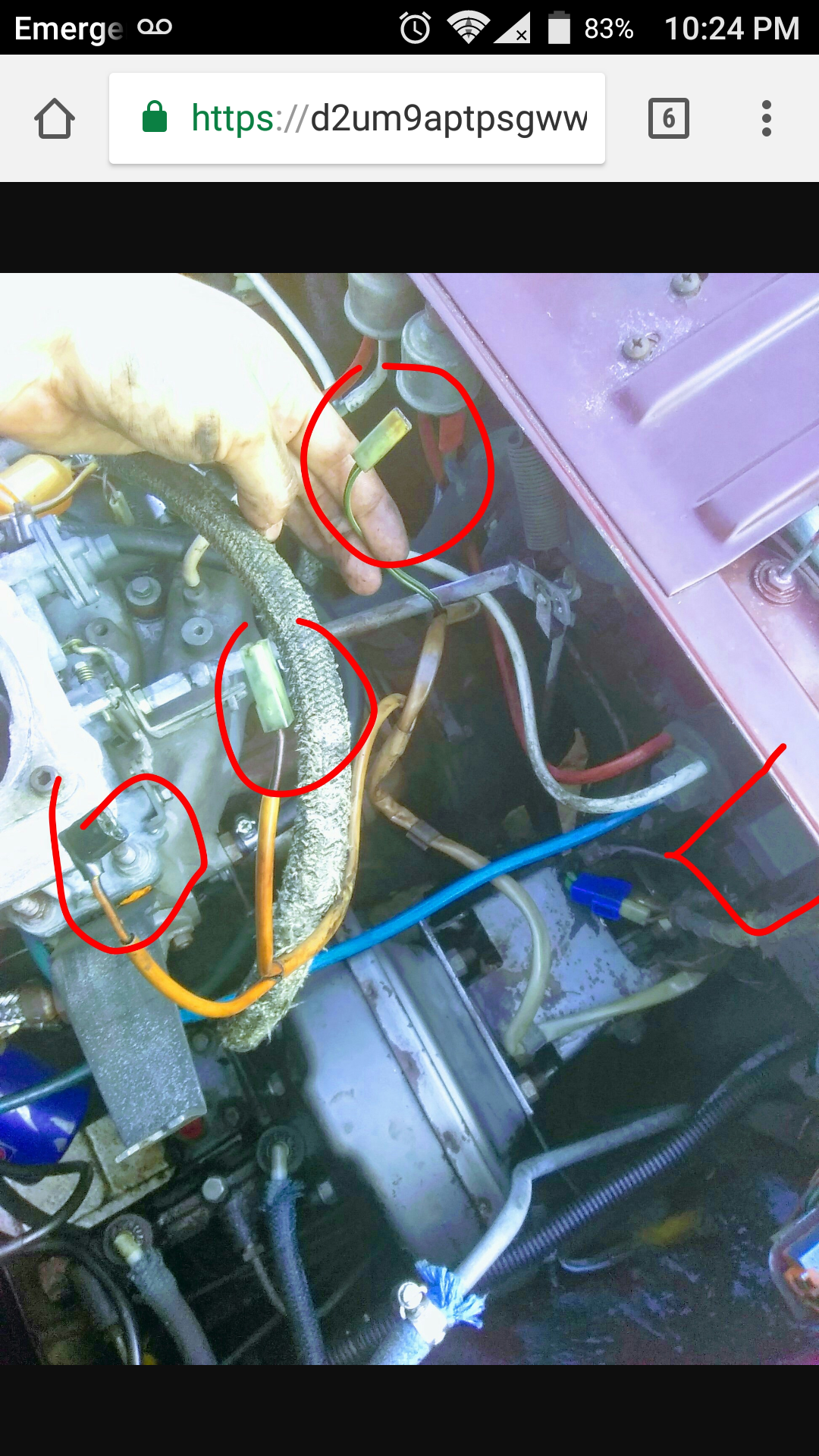 Help! Disconnected wires. - BMW 2002 General Discussion - BMW 2002 FAQ