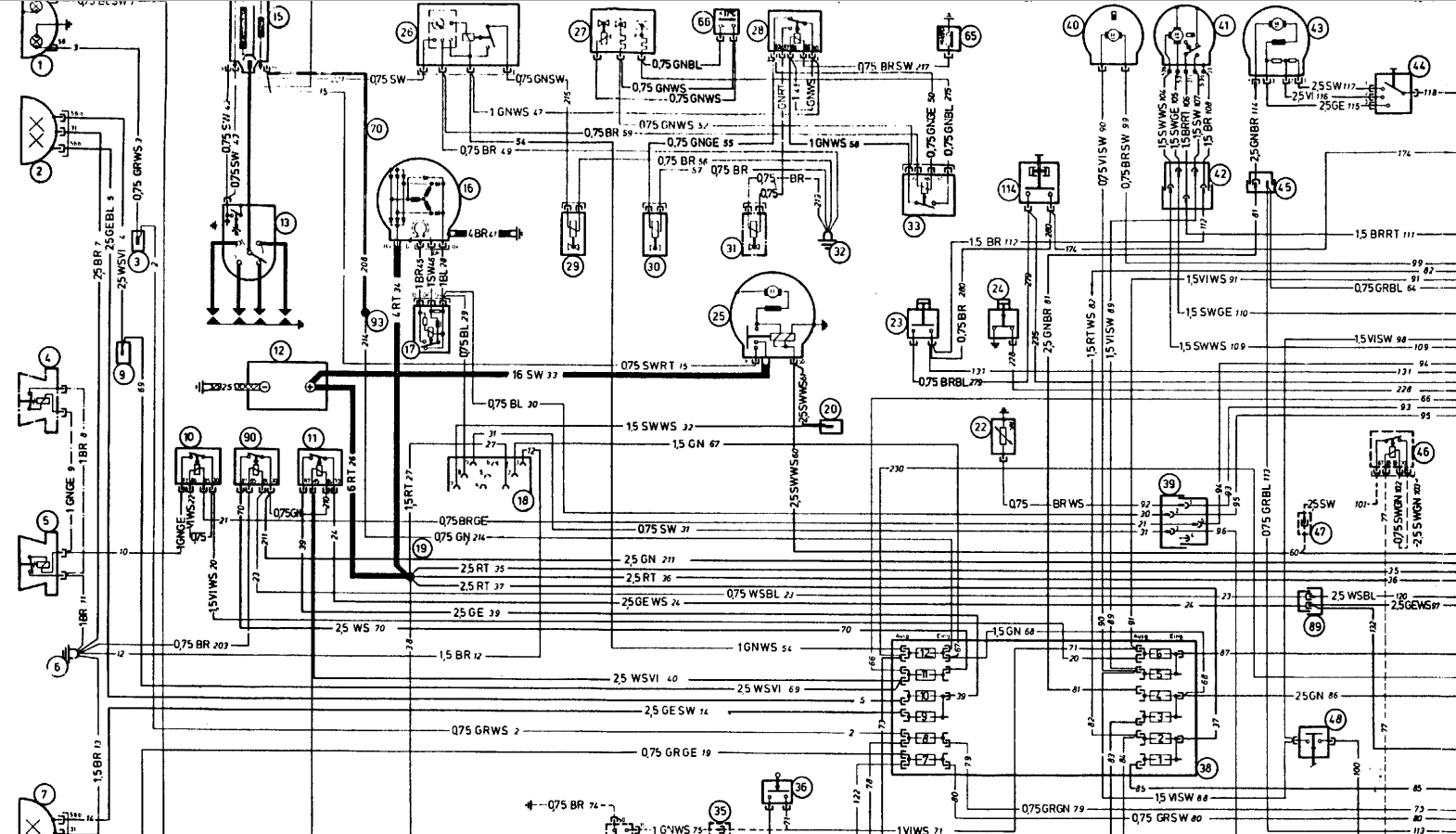 Horn Wiring Diagram Of 76 Electrical Diagrams 1972 Mg Midget For Horns On 2002 Where Does The Wire Connect Into Loom Bmw Car