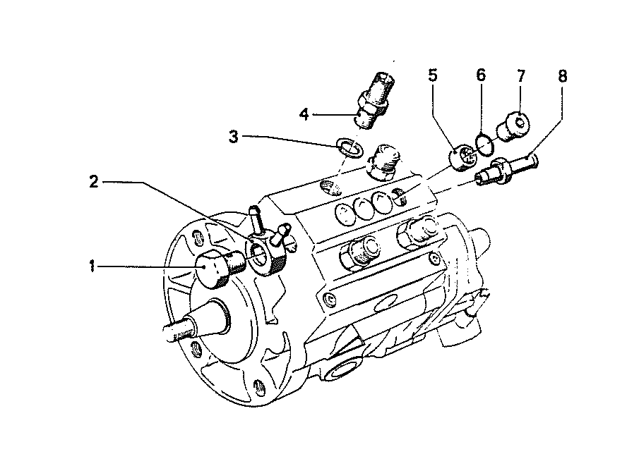 Substitute For A Tii Fuel Pressure Maintenance Valve