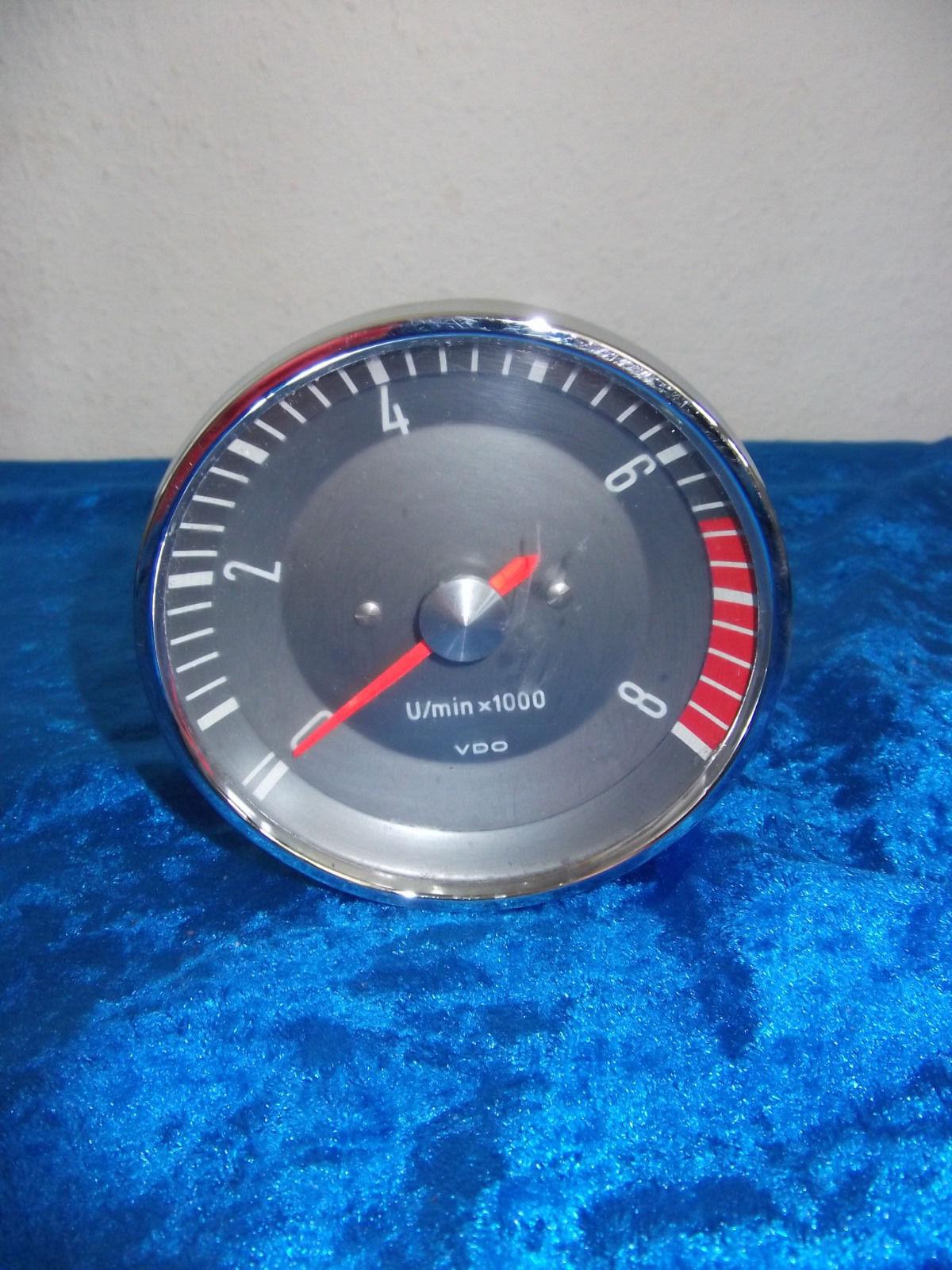 700 Sport Tachometer Bmw 700 General Discussion Bmw 2002 Faq