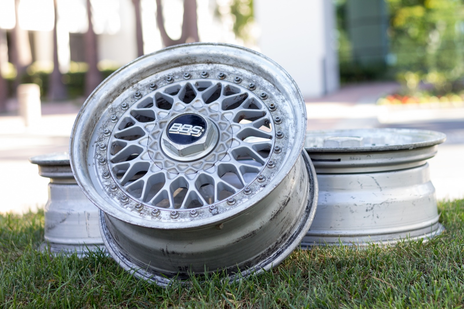 Clarion Builds BBS Wheels 17