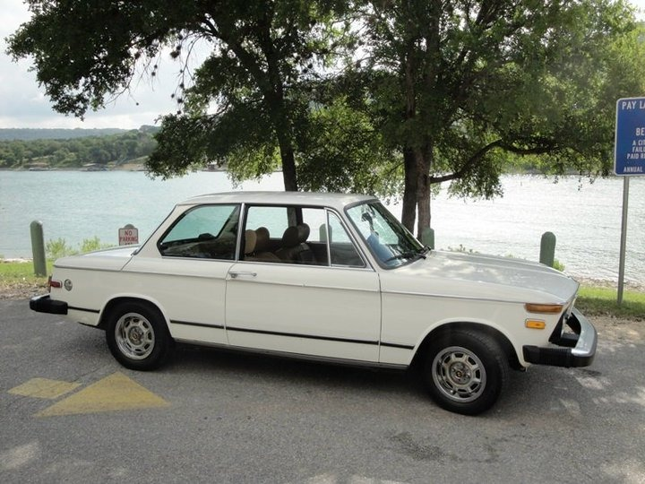 76 BMW 2002 Lake Travis 5