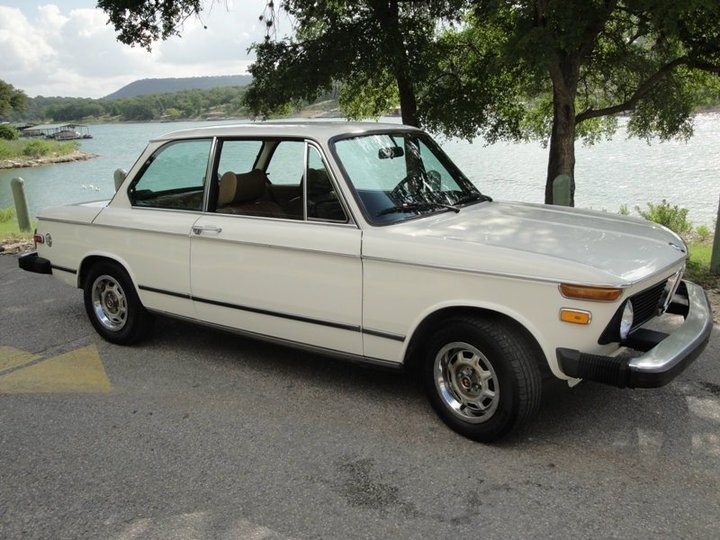 76 BMW 2002 Lake Travis 3