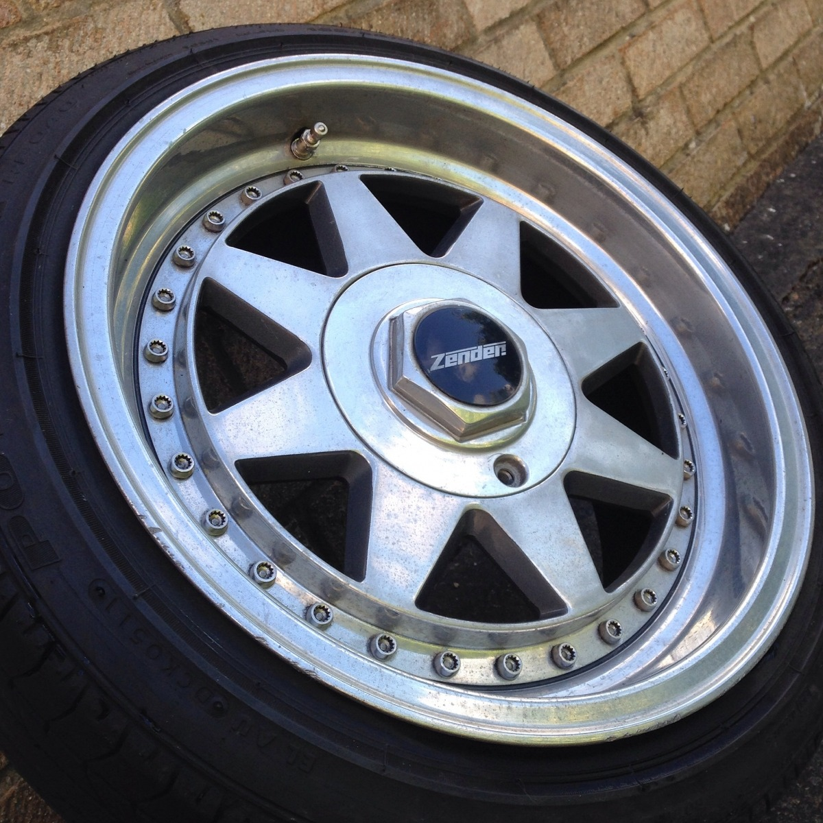 Zender star wheels