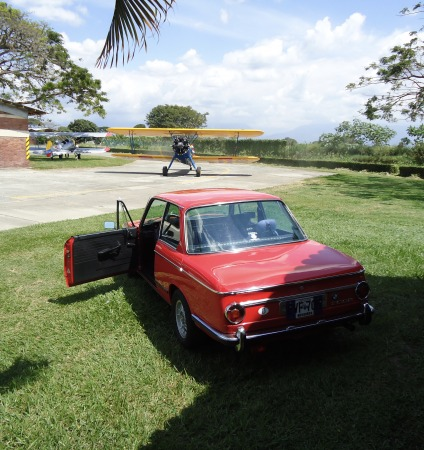 BMW 2002 & PT17 Colombia