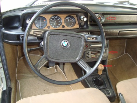 BMW 2002 1973 Need A shift knob