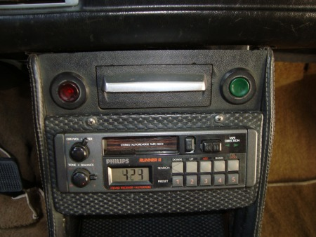 BMW 2002 1973 Need original stereo