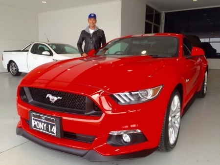 2016 - Ford Mustang GT